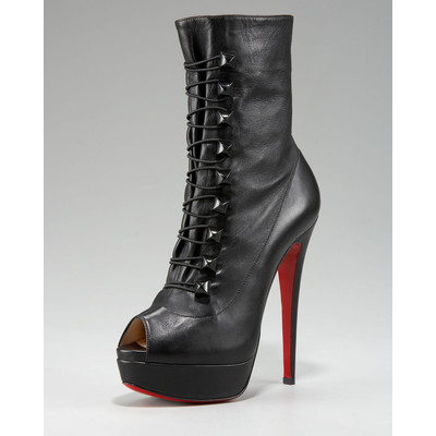 Christian Louboutin Toogle Ankle Boot Retail Price: $1,495.00