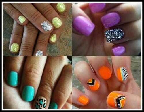 Nail it summer nail trends ooh la la blog summer prinsesfo Images