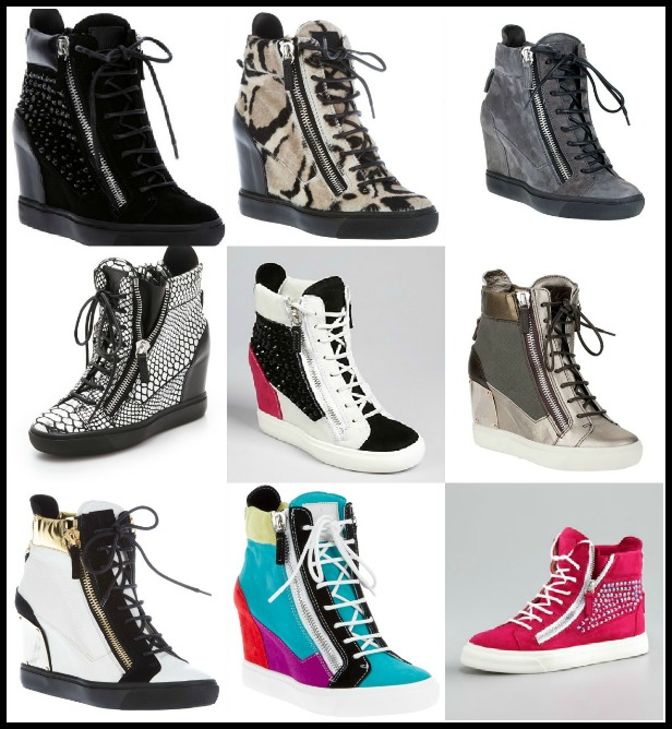 Nicki Minaj Wedge Sneakers Related Keywords