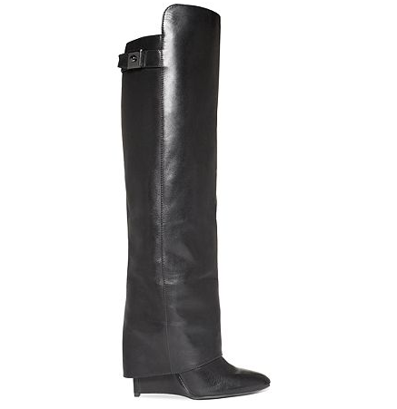 Enzo-Angiolini- Boots-Damus- Wedge-Boots-2