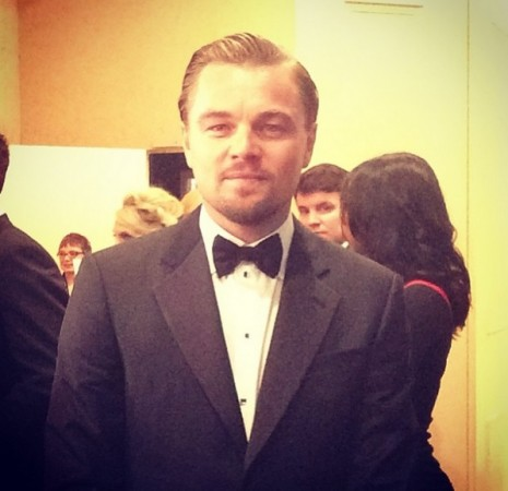 Golden Globes: Best Instagram and Twitpics from 2014 ... Leonardo Dicaprio Instagram