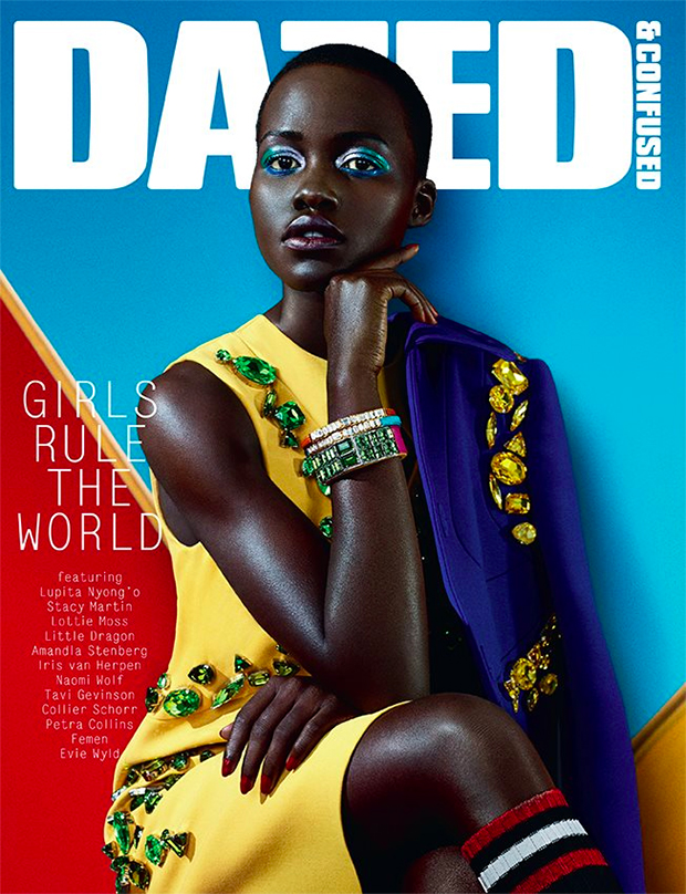 Lupita-Nyong'o-for- Dazed-Confused- Magazine-Feb- 2014-3