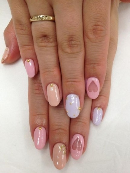 Nail-It-20-Valentines- Day-Nail-Inspiration-15