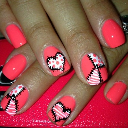 Nail-It-20-Valentines- Day-Nail-Inspiration-16