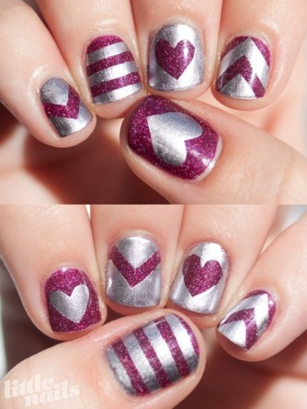 Nail-It-20-Valentines- Day-Nail-Inspiration-22