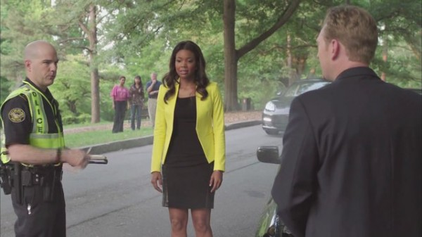 Being-Mary-Jane-Yellow-Blazer-Black-Sheath-Dress-BET-being-mary-jane-fashion-Gabrielle Union-Being-Mary- Jane-Theory-Lanai- Yellow-Bistretch- Blazer-oohlalablog-5