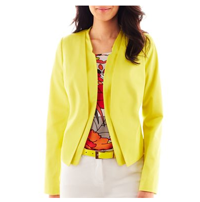 Being-Mary-Jane-Yellow-Blazer-Black-Sheath-Dress-BET-being-mary-jane-fashion-Gabrielle Union-Being-Mary- Jane-Theory-Lanai- Yellow-Bistretch- Blazer-oohlalablog-8