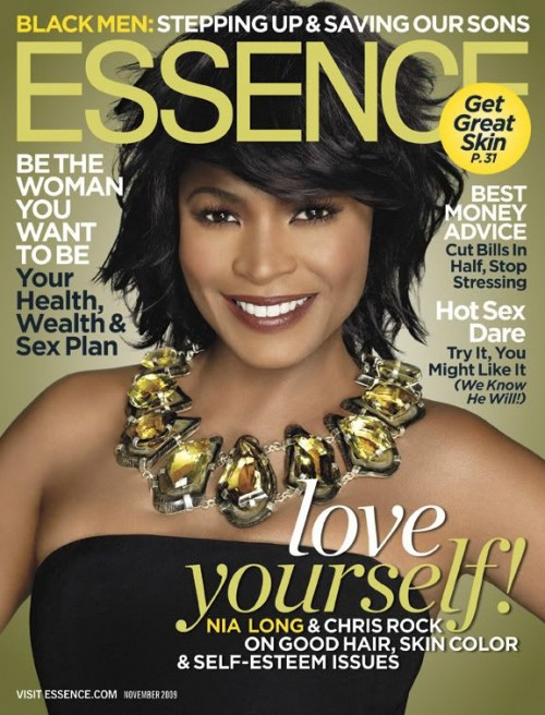 Nia Long for ESSENCE 2