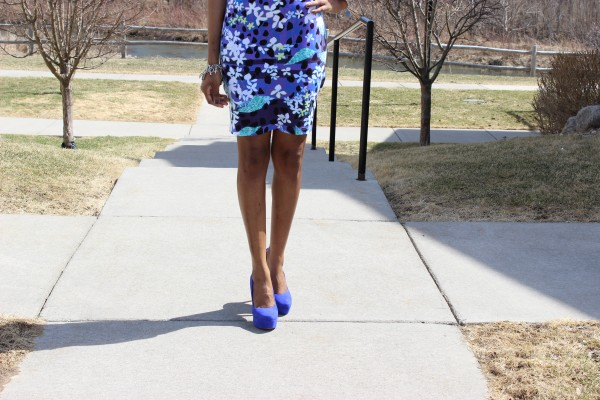 Style-Files-with- PrettyPrice-Peter-Pilotto-for-Target- Purple-Floral-Print- Crisscross-Dress-8