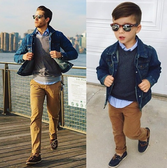 4-year-old-boy-recreates-looks-of-Ryan-Gosling- Pharrell-williams- ryker-wixom-collette-wixom-2