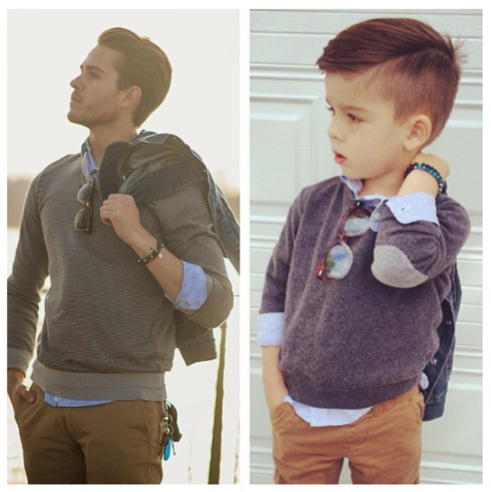 4-year-old-boy-recreates-looks-of-Ryan-Gosling- Pharrell-williams- ryker-wixom-collette-wixom-3