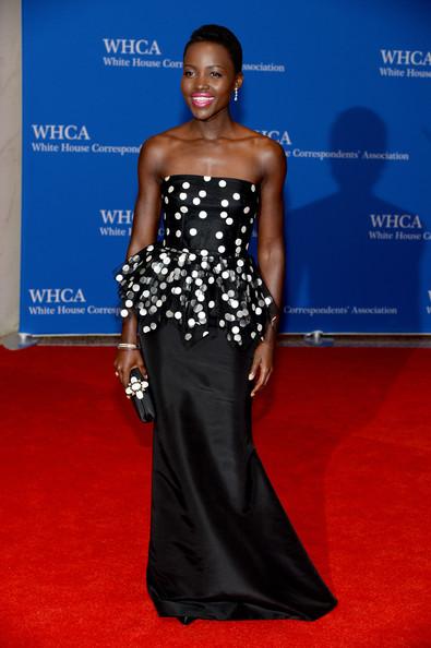 Lupita-Nyongo-100th Annual-White-House Correspondents- Association-Dinner-