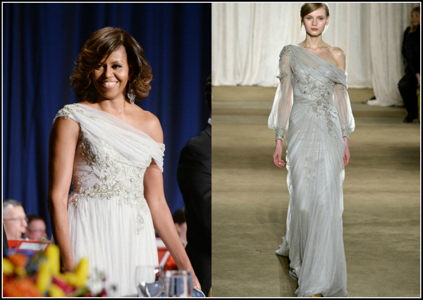 Michelle-Obama-in Marchesa-100th-Annual-White-House-Correspondents-dinner-7