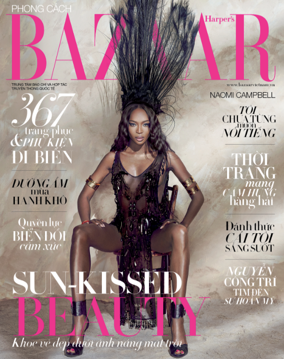 Naomi-Campbell-for-Harpers-Bazaar- Vietnam-June- 2014-
