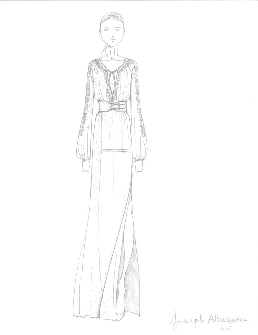 Target-and- Altuzarra-Announce- Fall- Collaboration-altuzarra-for-target-sketch