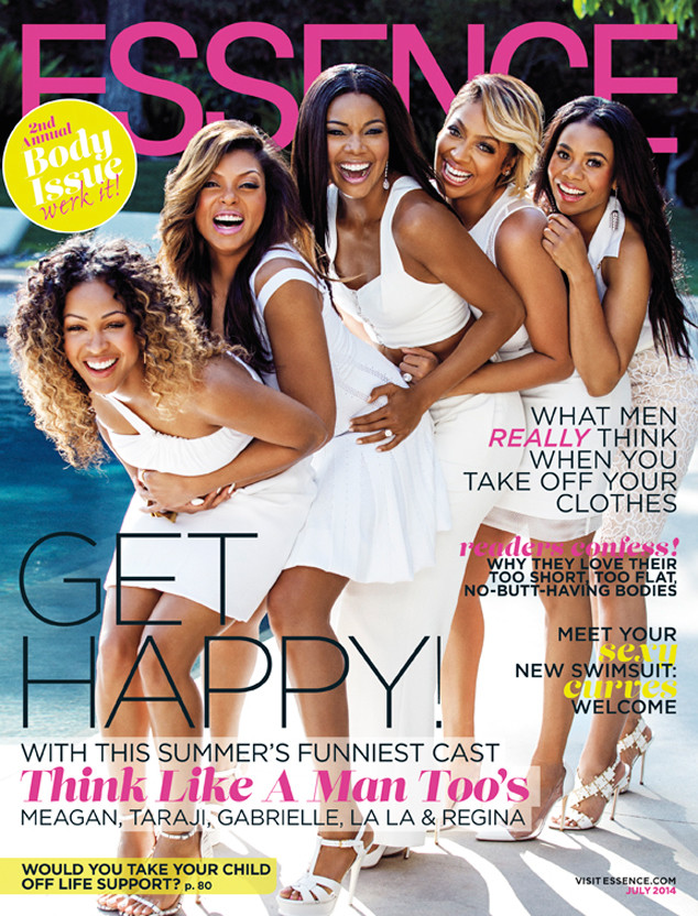 Essence-Magazine- Think-Like-A-Man Too-Double- Cover-July-2014-