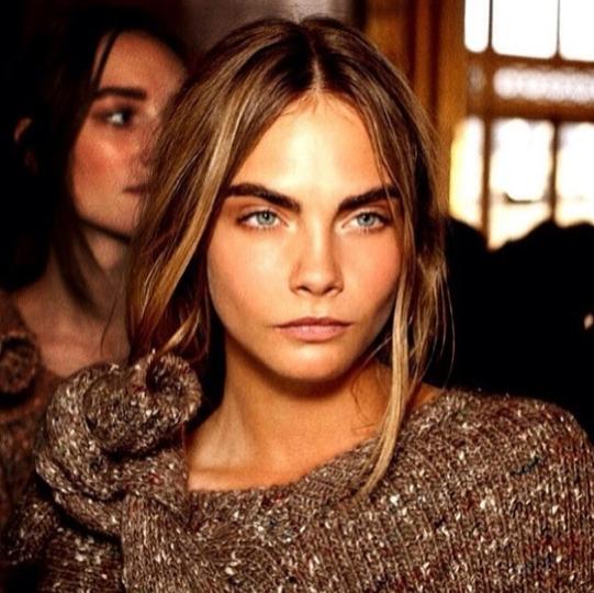 Fashion-News-Cara- Delevinge-New-Face- of -Topshop-2