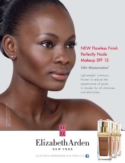 Nigerian-Model- Adeola-Ariyo- Selected-As-Elizabeth-Arden- 1st-African- Ambassador-2