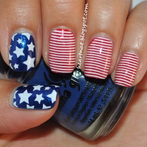 4th-of-july-nail-art-7
