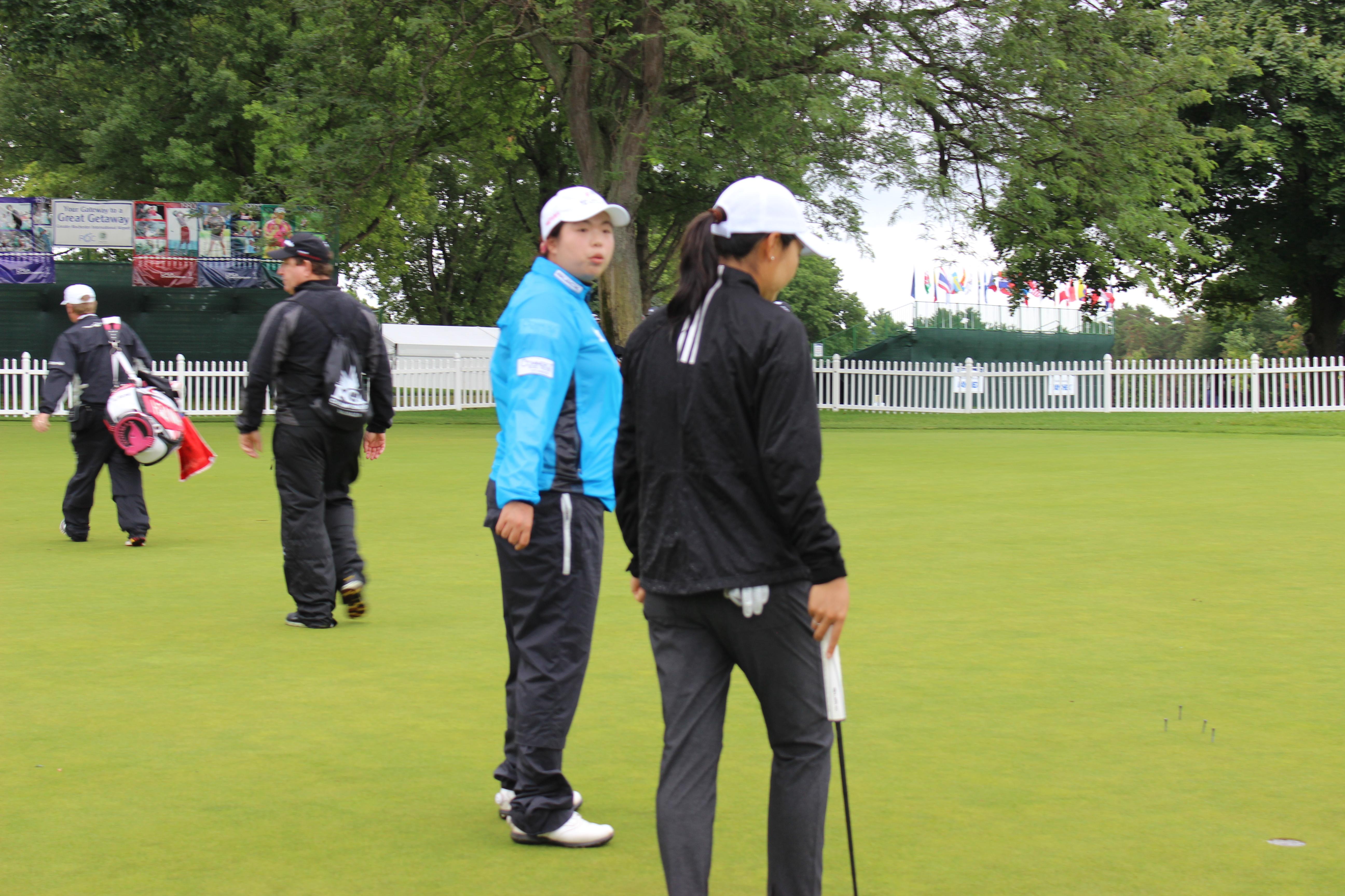 Life-Styles-with-Pretty- Price-Wegmans-LPGA- Championship-Practice-Round-6