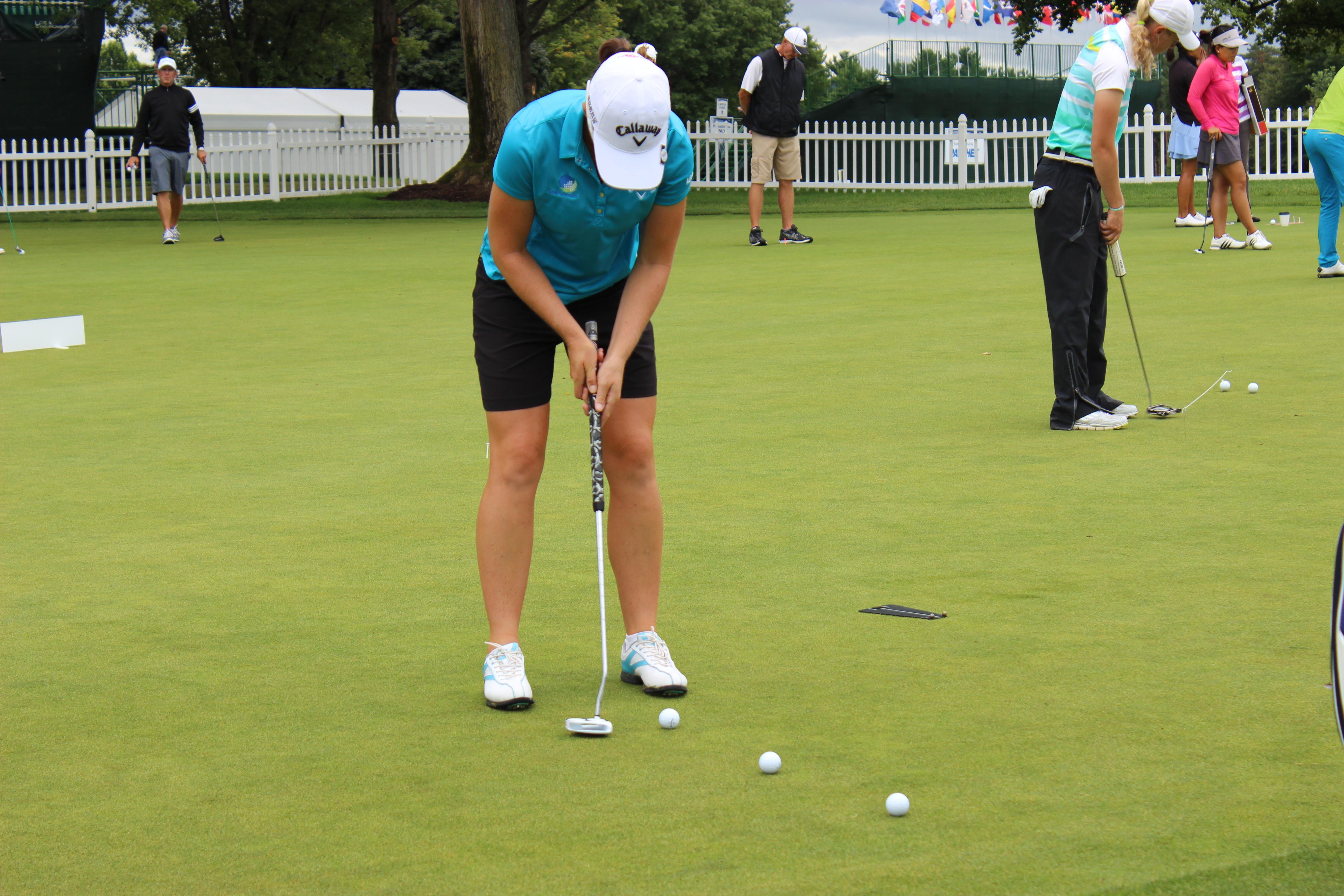 Life-Styles-with-Pretty- Price-Wegmans-LPGA- Championship-Practice-Round-7