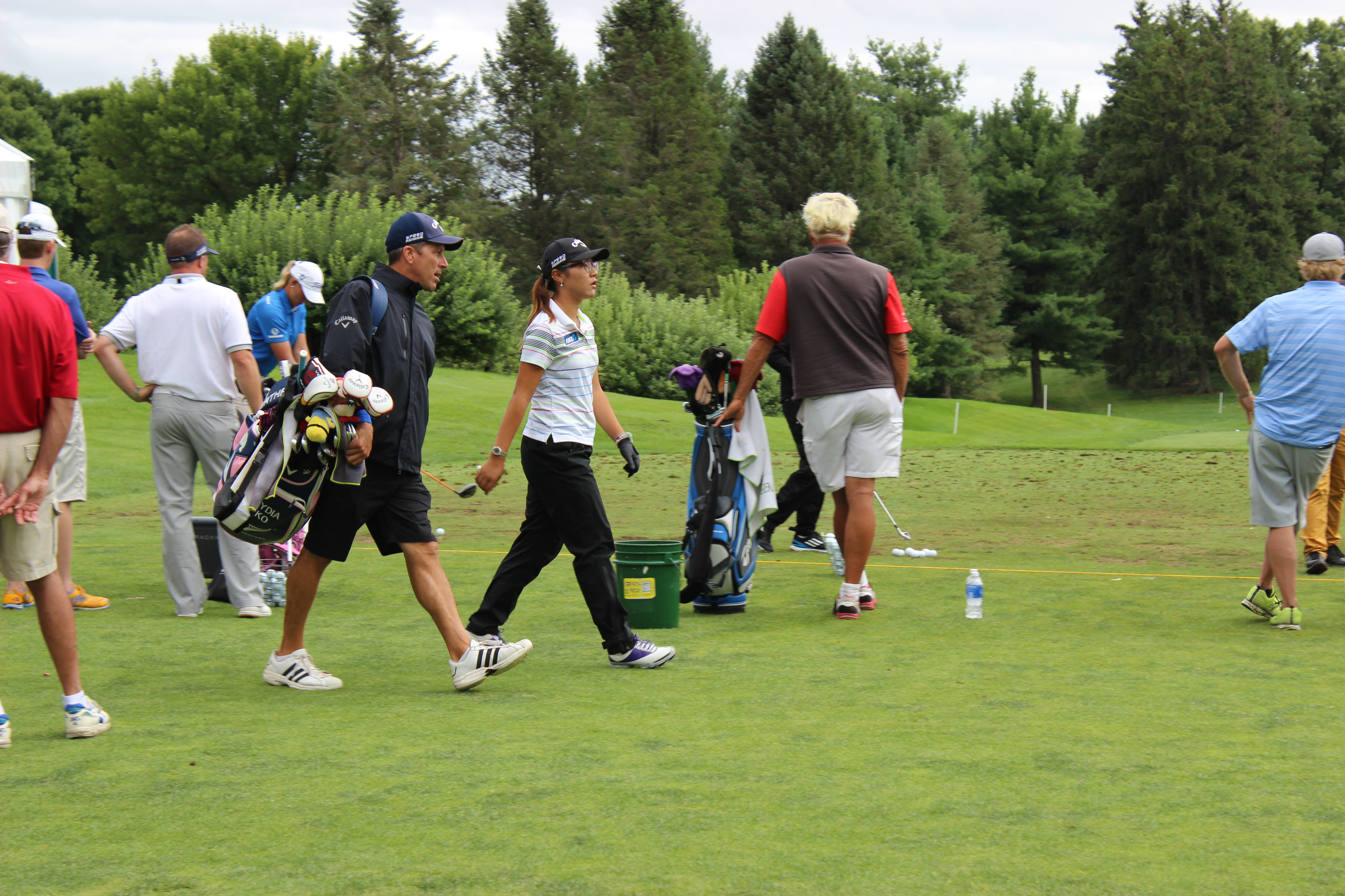 Life-Styles-with-Pretty- Price-Wegmans-LPGA- Championship-Practice-Round-8
