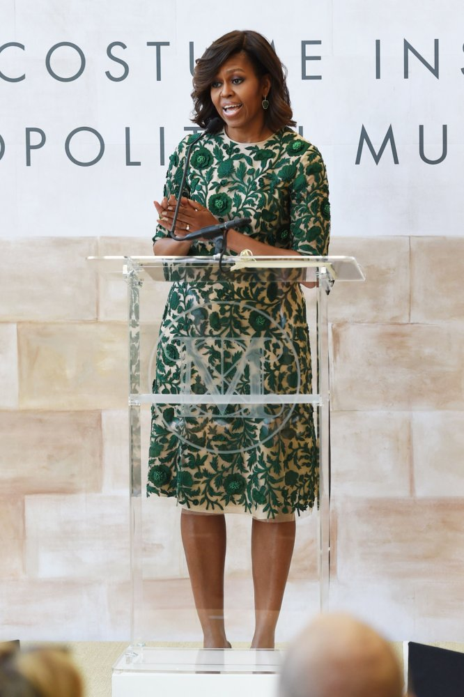 First Lady Michelle Obama to Host Fashion Workshop Event3