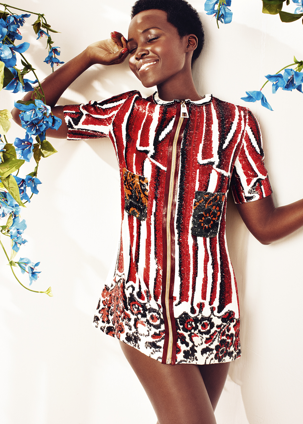 Flawless-Harpers- Bazaar-UK-Proclaims Lupita-Nyongo-As- The-New-Face-Of- Beauty-In-May-2015- Issue-2