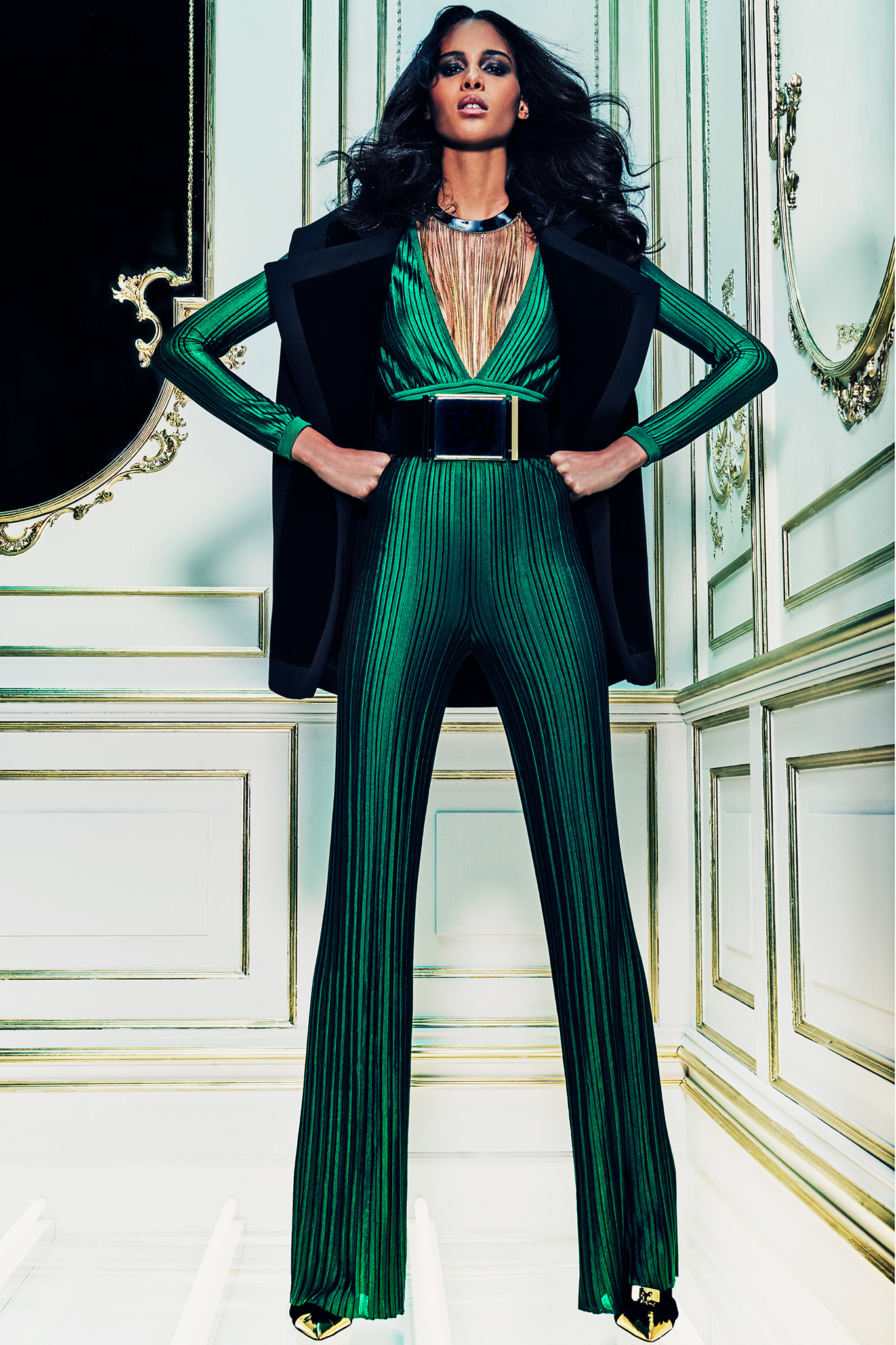 Balmain-Paris- and-H&M- Collaboration- #HMBalmaination-9