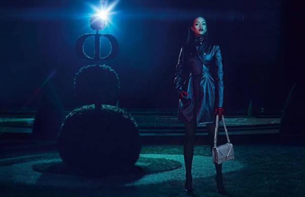 Rihanna-Dior-Secret Garden campaign-Rihanna-first-black-to-front-dior-campaign-3