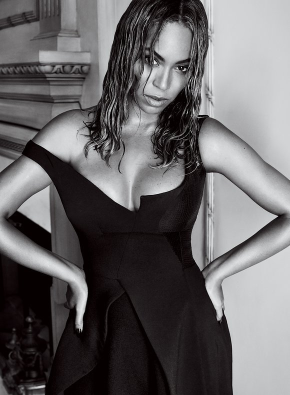 Beyonce Makes History As Vogue September 2015 Cover Girl-