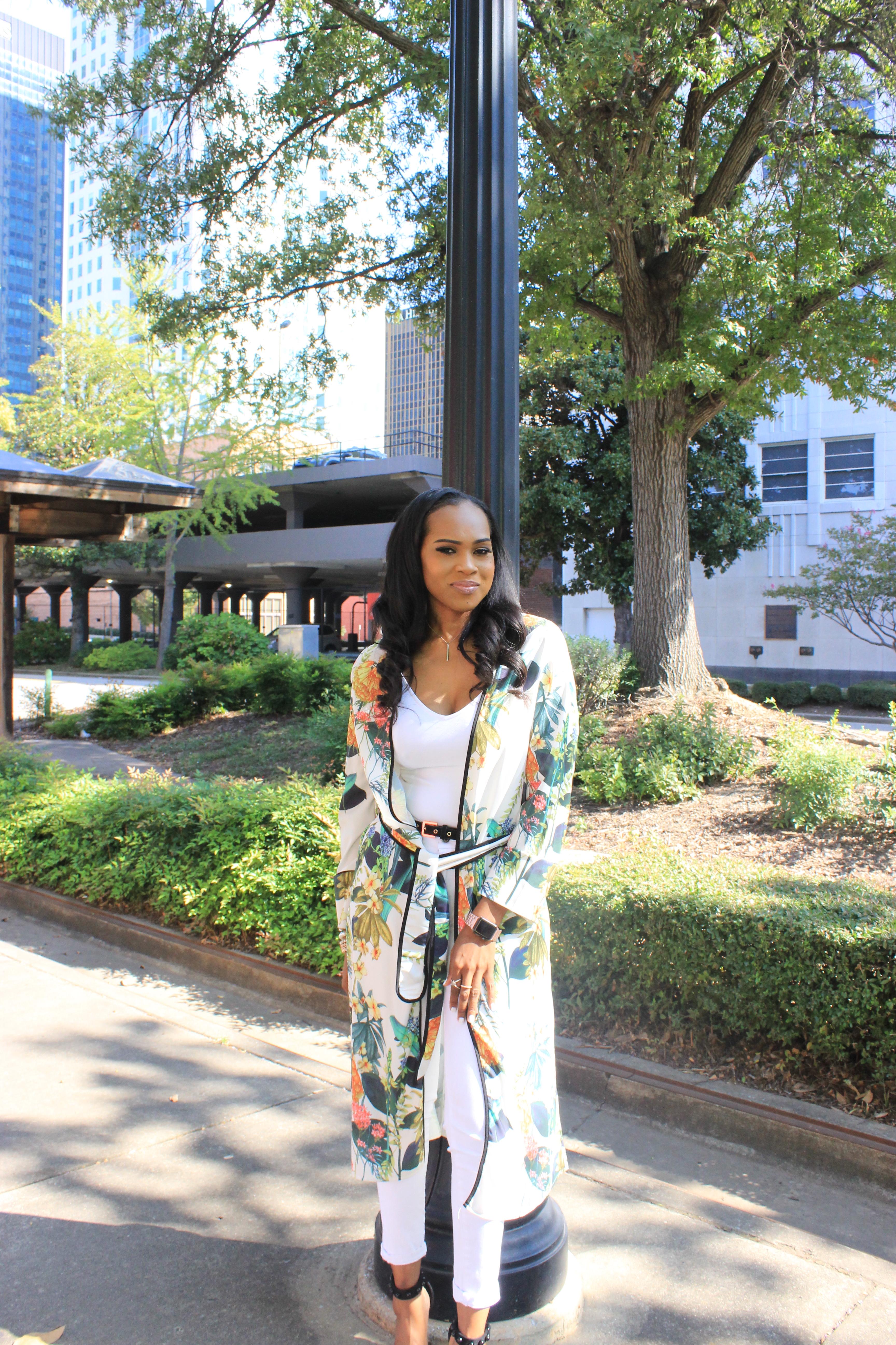 Style-files-White-Civil-Skinny-Jeans-forever-21-white-bodysuit-shein-white-floral-Open Front Longline Kimono -Cape-Ribbon-black-Meg Ankle Strap Beaded Heel-Cape-Ribbon-studded-ankle-strap-sandals-oohlalablog-6